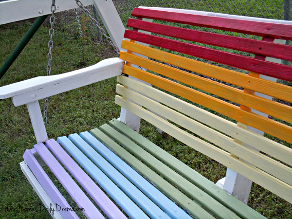 Backyard Makeover On A Budget