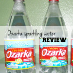 Ozarka sparkling water review