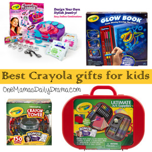 Crayola gifts for kids