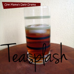 Teasplash: drink recipe for kids