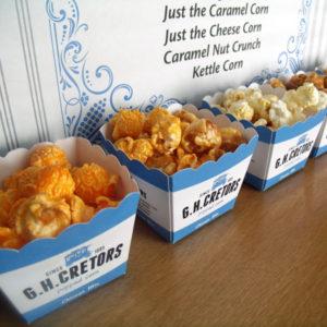 G.H. Cretors popped corn review