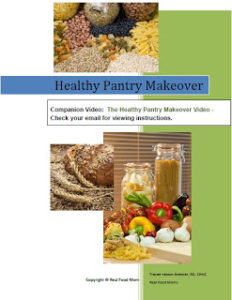 Healthy Pantry Makeover ebook review