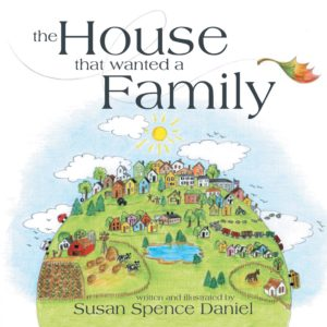 Moving can be hard on kids (and adults). The House That Wanted a Family is a wonderful book that takes a new perspective. | One Mama's Daily Drama