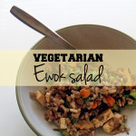 Star Wars Day Recipe: Vegetarian Ewok salad