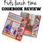 New kids lunch cookbook review