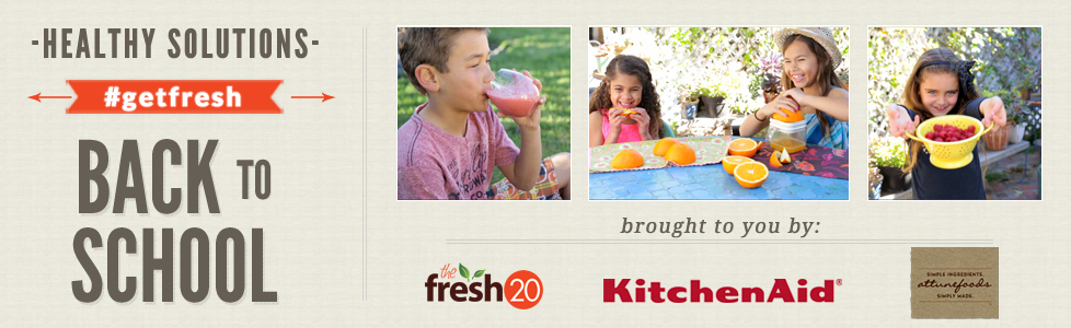 Fresh 20 menu planning service