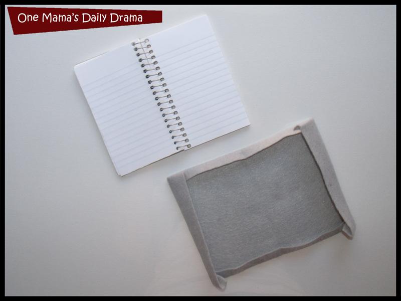 step 2: fold seams