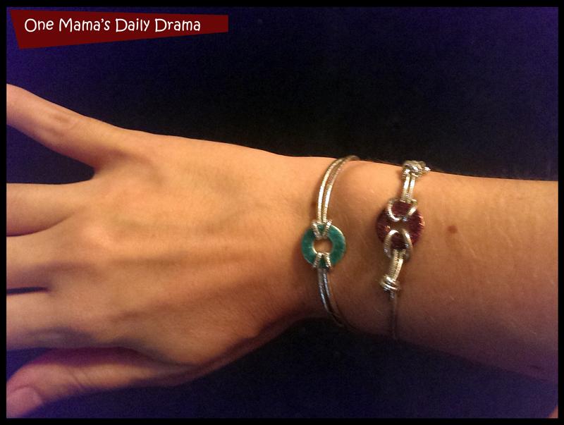 washer jewelry bracelets