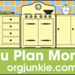 Menu Plan Monday: week of May 5th