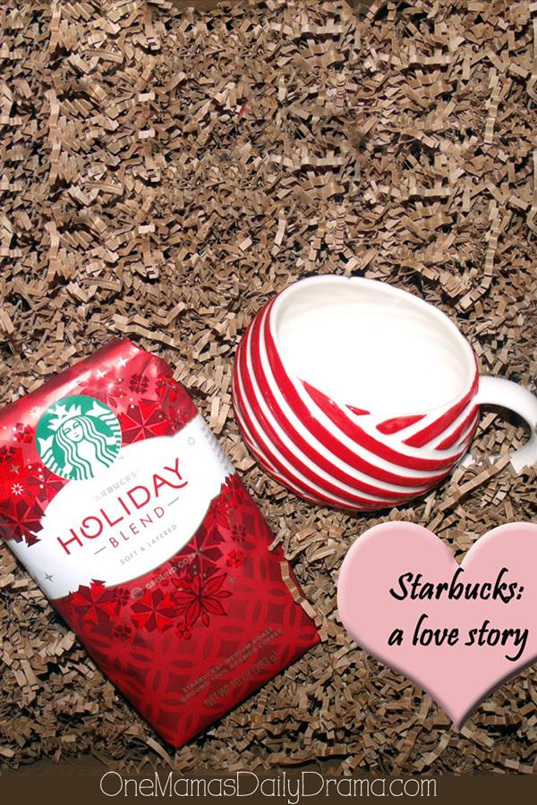 Starbucks: a true love story by OneMamasDailyDrama.com