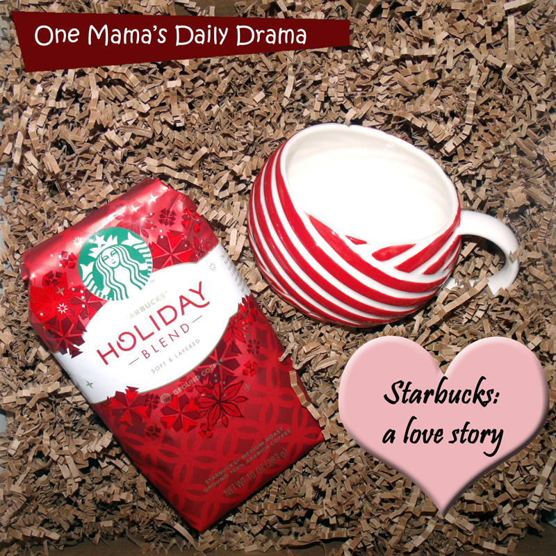 Starbucks coffee love story