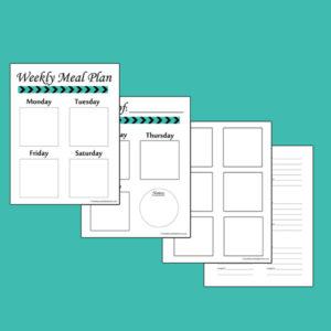 menu planning system