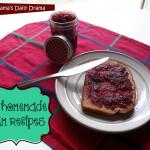13 homemade jam recipes