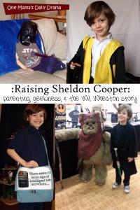 Raising a Sheldon Cooper: