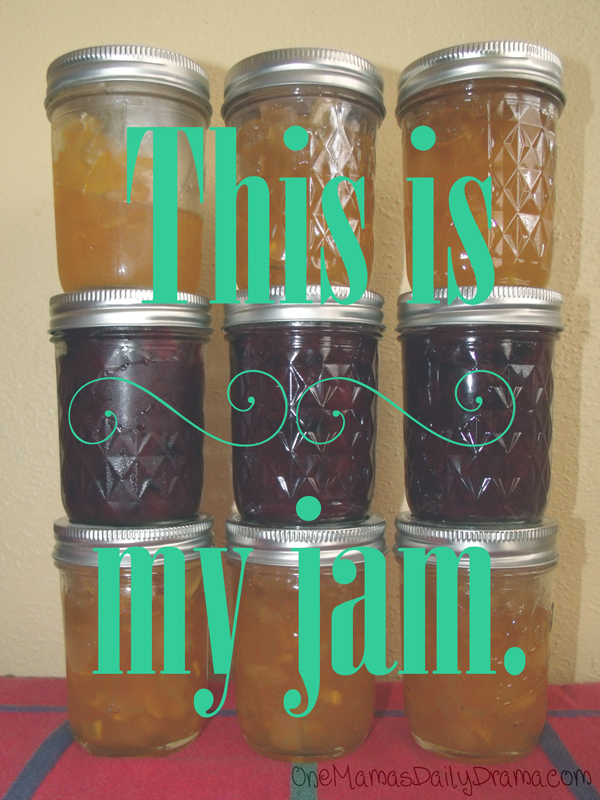 Homemade jam recipes