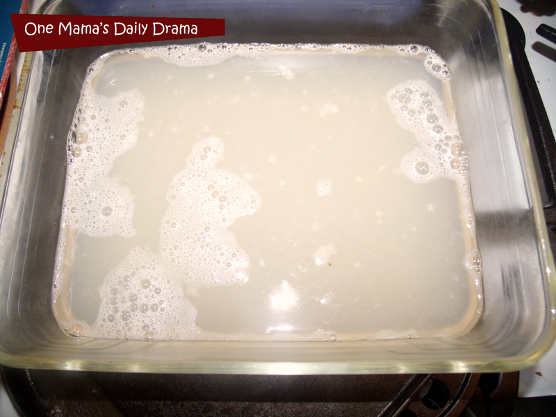 Homemade lemonade jello recipe