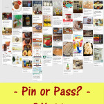 My favorite pantry pins