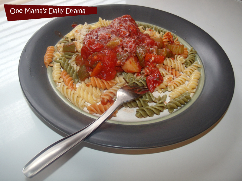 Rustic Italian chicken recipe | One Mama's Daily Drama