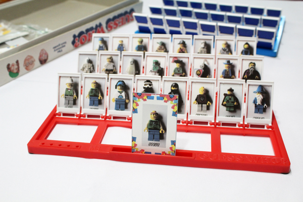 graphic relating to Guess Who Cards Printable identify LEGO Bet Who? Printable Recreation for Small children of All Ages
