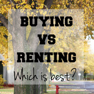 Buying vs renting: Which is best? | One Mama's Daily Drama --- Compare the cost and other important factors when choosing whether to rent or to buy a home.