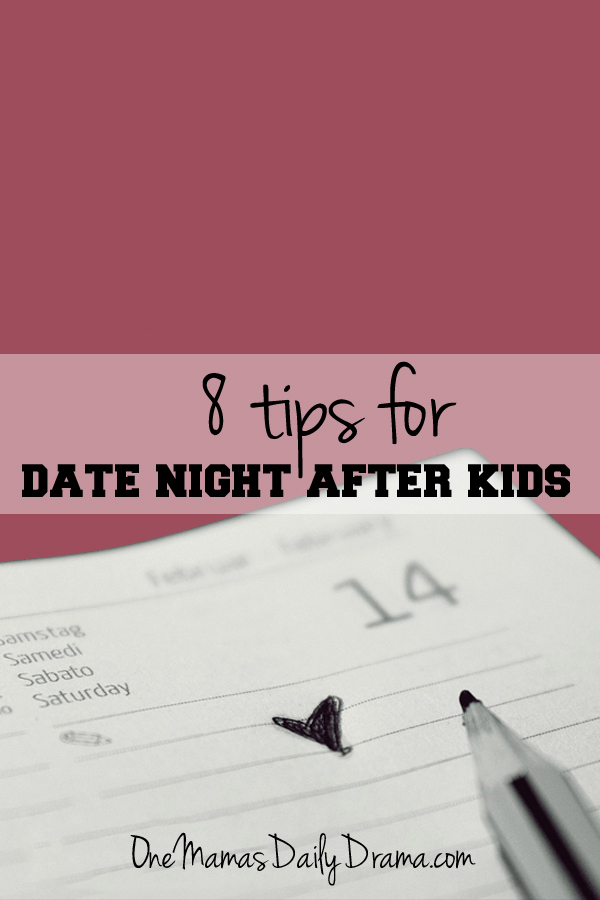 8 tips for date night after kids {sponsored by la Madeleine} | One Mama's Daily Drama --- How long has it been since you and your partner had a date night? The ideas make it fun an easy to get a little time together.