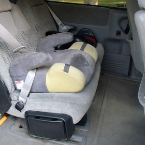 Using a booster seat for your little big kids