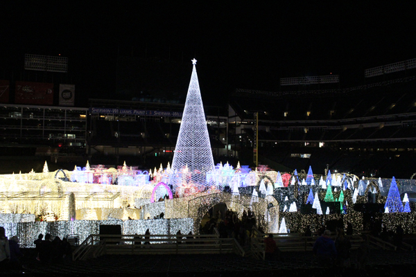 Must-see DFW Christmast attractions: Enchant Christmas