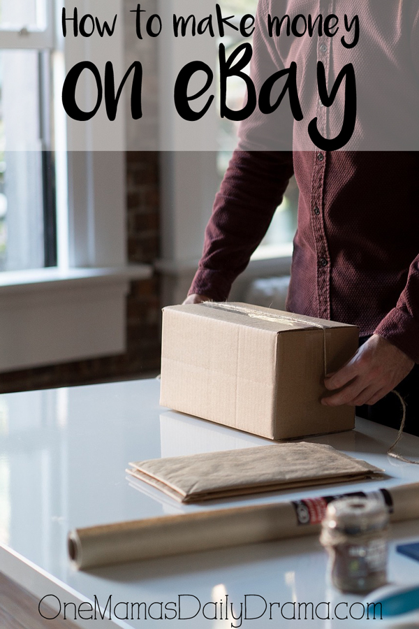 How to make money on eBay | How to make money from home blog series