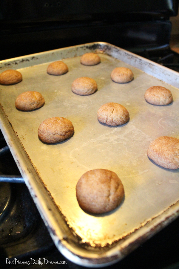 Cinnamon kiss cookies | One Mama's Daily Drama