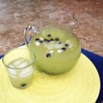 Honey blueberry lemonade recipe