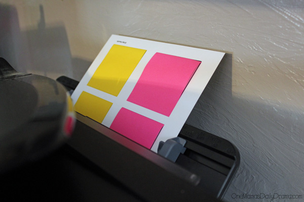 Printable watermelon notes for tweens | How to load the printer