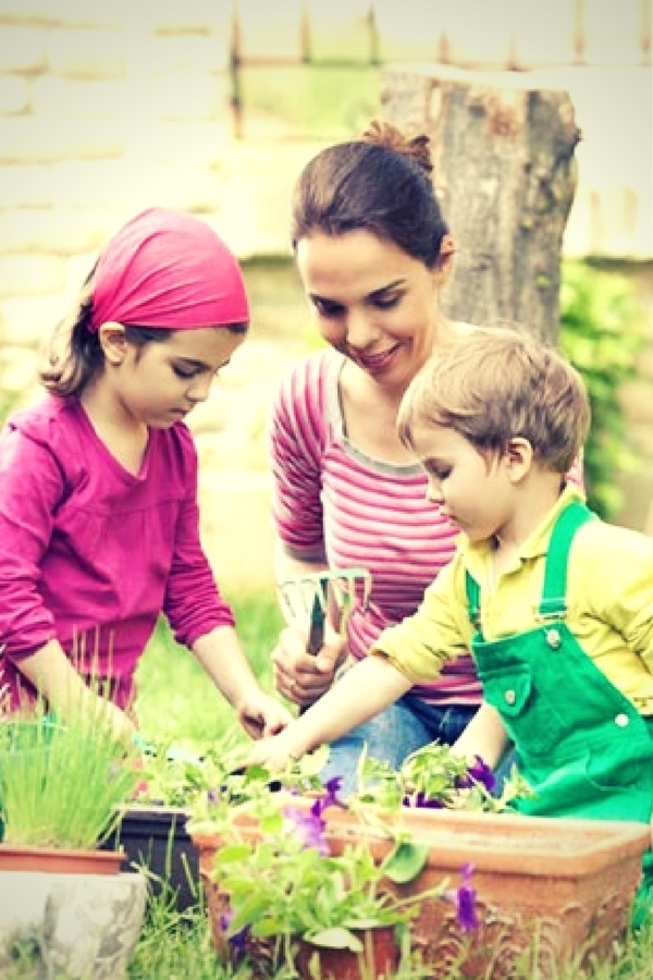 7 kid-friendly plants for your landscaping | Amelia from Robinson Love Plants shares her best family gardening tips!