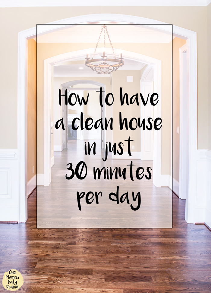 clean home entry