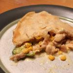 Easy one-dish chicken pot pie