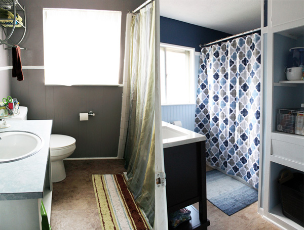 "bathroom remodel ""before"" and ""after"""