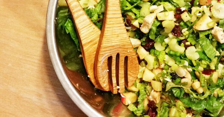 Harvest Salad with Chicken